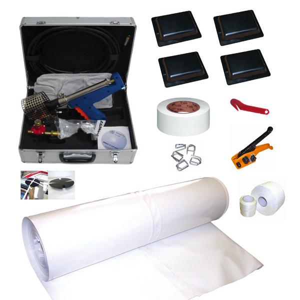 Boat Shrink Wrap Starter Kit - Pontoon (23ft +)