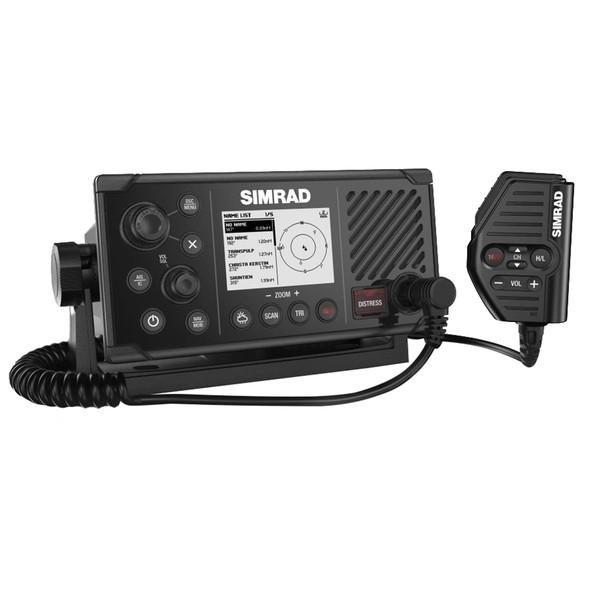 Simrad RS40-B VHF Radio w/Class B AIS Receiver & Internal GPS