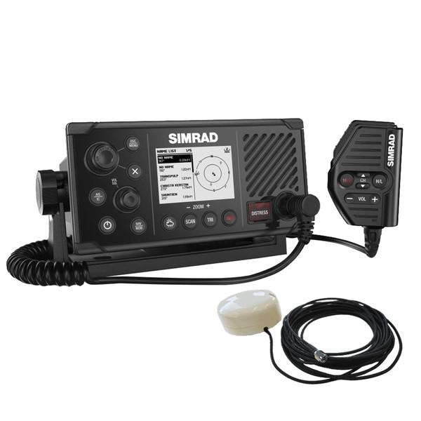 Simrad RS40-B VHF Radio w/Class B AIS & GPS-500 Antenna