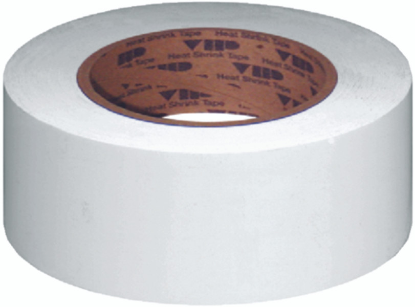 Marine Shrink Wrap Tape - Serrated - 4 Inch x  60 yds - White