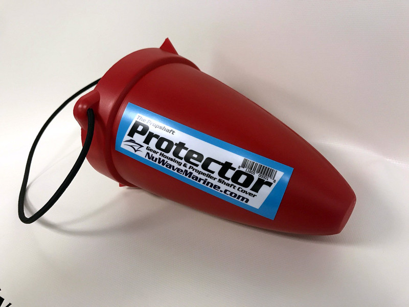 The Propshaft Protector - Alpha/Bravo 1/Sx/Cobra Propeller Shaft Cover by NuWave Marine