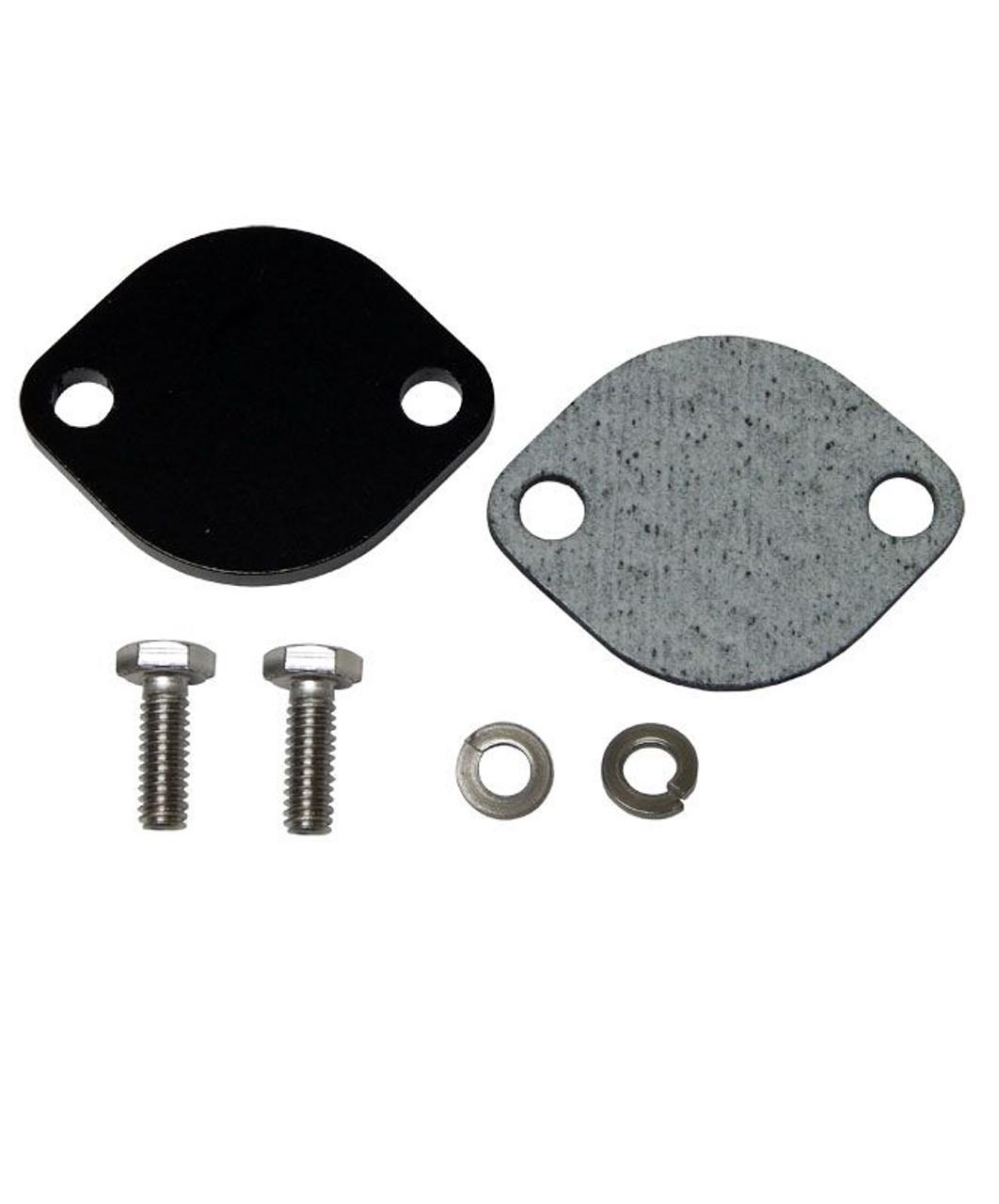 New Mercury Mercruiser Quicksilver Oem Part # 861776A 2 Plate Kit-Exhaust