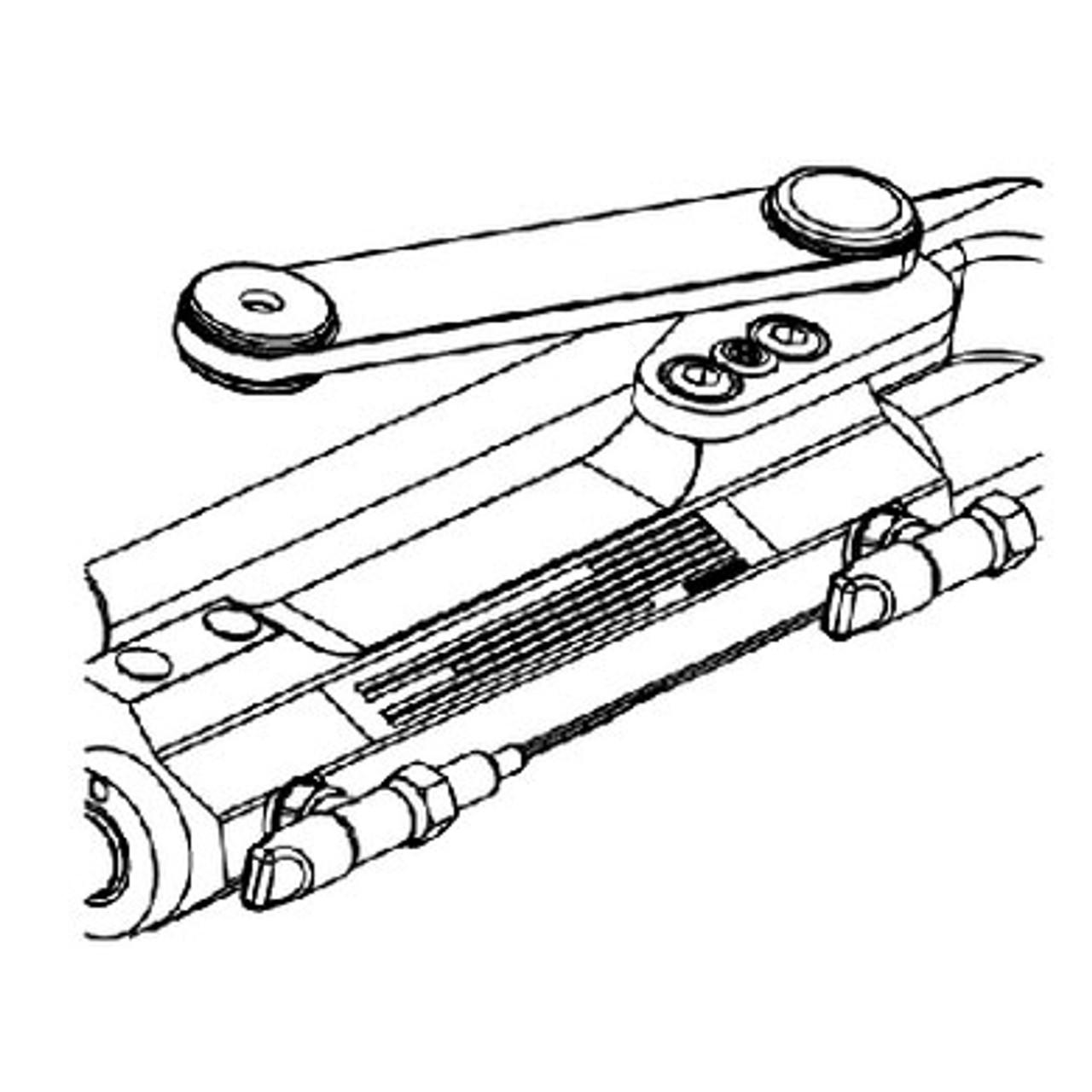 UFLEX 40822X TILLER BOLT KIT MARINE BOAT