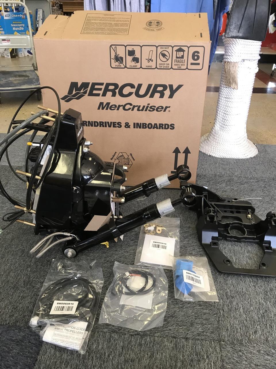 OEM MerCruiser Bravo 1 2 3 Magnum Transom Assembly (Gimbal Housing)  6-6311002nz 6211002nz
