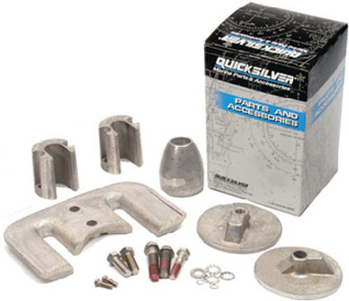 OEM Quicksilver/Mercury Anode Kit - Bravo 3 - Magnesium 97-888760Q04