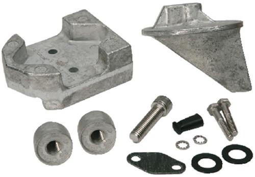 OEM Quicksilver/Mercury Anode Kit - Alpha 1 - Magnesium 97-888755Q04
