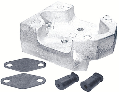 OEM Quicksilver/Mercury Anode Kit- Gimbal Housing  97-821631Q 1