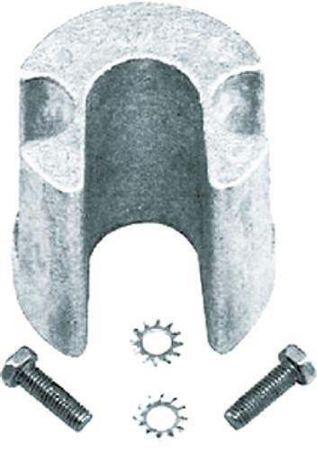 OEM Quicksilver/Mercury Anode Kit- Trim Cylinder- Bravo  97-806190Q 1  97-806190T  1