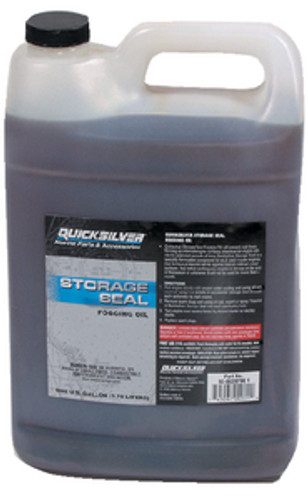 OEM Quicksilver Storage Seal Fogging Oil- 1 Gallon  92-802879Q1