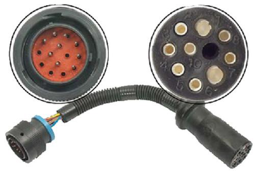 OEM Quicksilver/Mercury Non-DTS 14 Pin to 10 Adaptor  84-866337T01