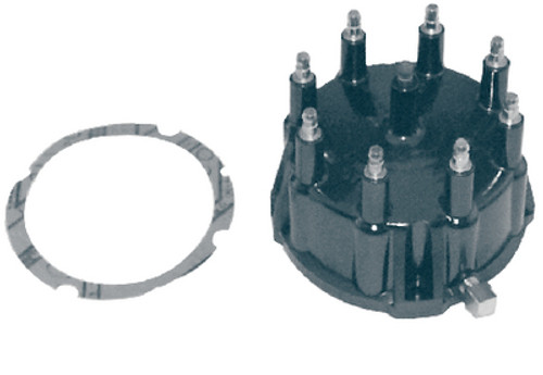 OEM Quicksilver/Mercury Distributor Cap & Rotor Kit- Black Scorpion  805759T05