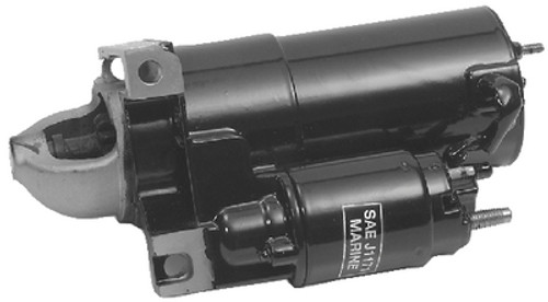 OEM Quicksilver/Mercury Inline Engine Starter  50-8M0090697