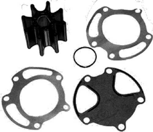 OEM Quicksilver/Mercury Water Pump Impeller Kit   47-59362A 4