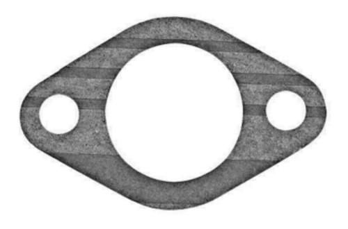 New Mercury Mercruiser Quicksilver OEM Part # 27-19454  1 GASKET
