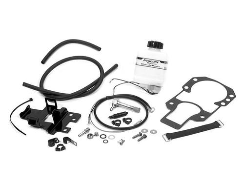 OEM MerCruiser Gear Lube Monitor Reservoir Bottle W/Bracket & Install Kit 806193A49