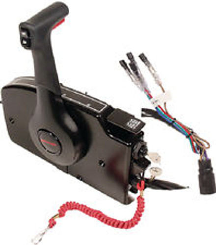 OEM Quicksilver/Mercury Side Mount Remote Control- No Trim 881170A12