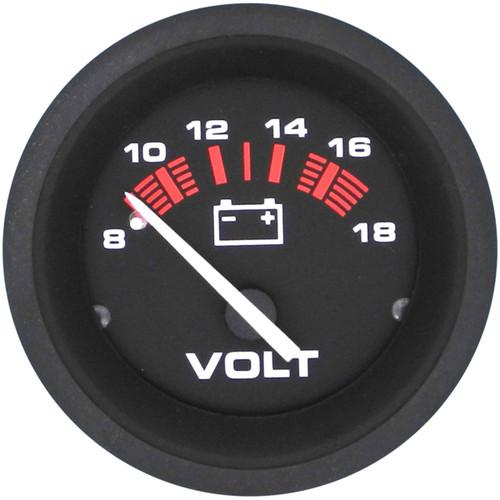 Sierra Amega Do 2 Voltmeter 8-18V Dc 57901P