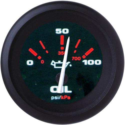 Sierra Amega Oil Pressure 0-100 Psi 57929P