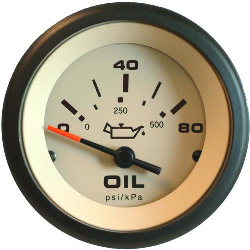 Sierra Sahara Oil Pressure Gauge 80 59705P