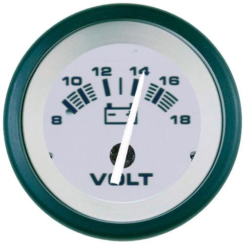 Sierra Driftwood 2 Voltmeter 8-18 Vdc 61548P