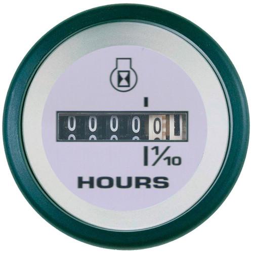 Sierra Driftwood Hourmeter 12-24 Vdc 62952P