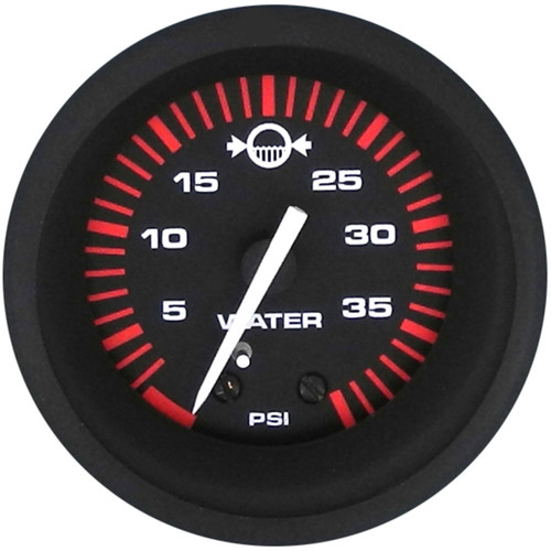 Sierra Amega Gauge H2O Press Ob 40Psi 68357P
