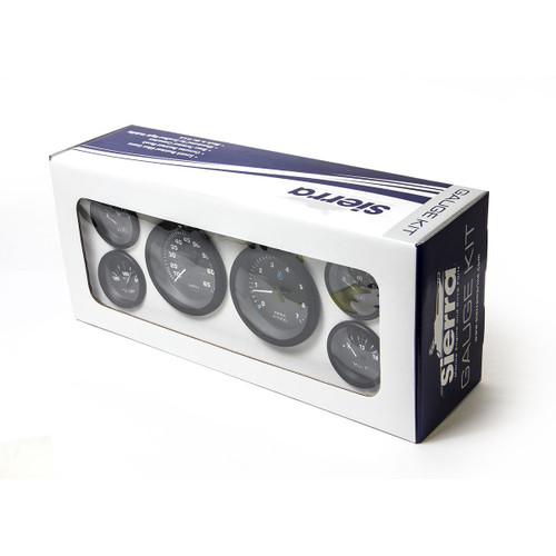 Sierra Eclipse I/B/Strdrv6 Gauge Set 68413P