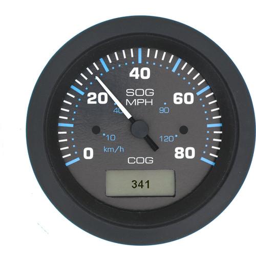Sierra Eclipse Speedo GPS-80Mph 781-684-080P