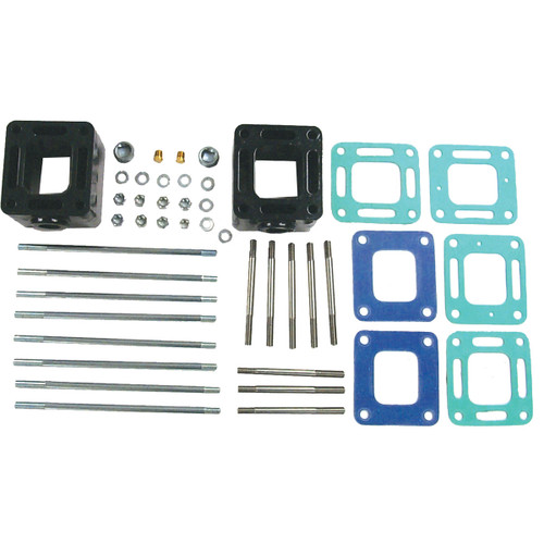 Sierra Riser Spacer Kit-3 Marine Power 18-1908K
