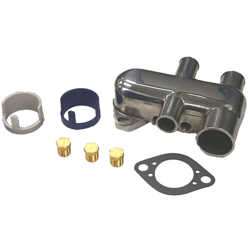 Sierra Thermostat Housing S.S. 18-1989