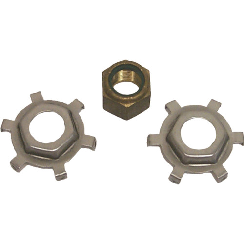 Sierra Prop Nut Kit-Honda MerCruiser Pcm 18-3701