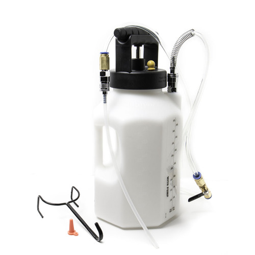 Sierra Dispenser-Fluid 1.2Gal G/C 18-52205