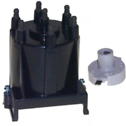 Sierra Delco Est V6 Cap & Rotor Kit 18-5278