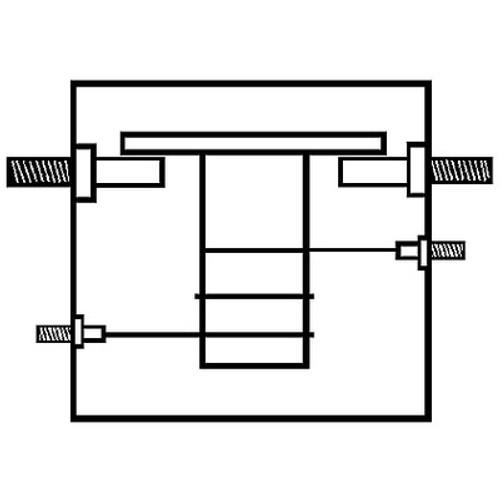 Sierra Solenoid MerCruiser #89-96054T 18-5816