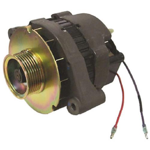 Sierra Alternator-65Amp 2-Wire Serp 18-5960
