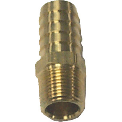 Sierra Brass Fitting 3/8Nptx5/8 Hose 18-8041