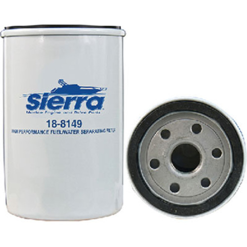 Sierra Fuel Water Separator Filter 18-8149