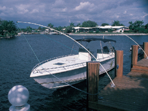 Taylor Ultimate Mooring Whip to 33' Pmw1400