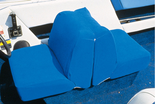 Taylor Seat Cover-Blue -Back to Back 11997