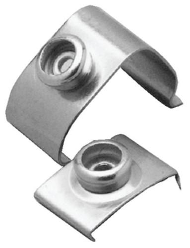 Taylor Toplok Stainless Steel 3/4 4/Pk 1348