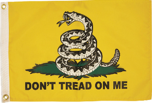 Taylor Flag 12X18 Don't Tread On Me 1617