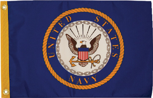 Taylor Flag 12X18 Us Navy Seal 1619