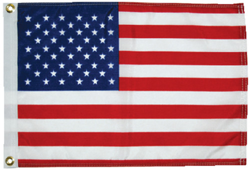 Taylor Flag Us Printed 12X18 2418