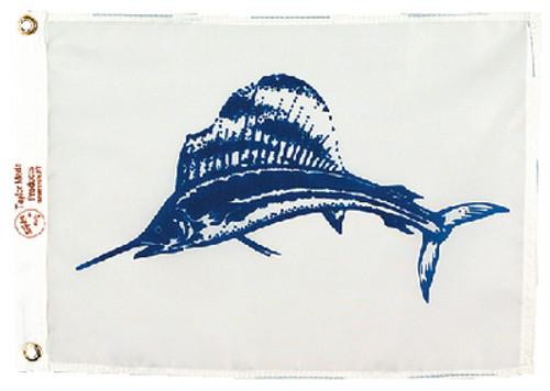 Taylor Flag 12X18 Sailfish 2818