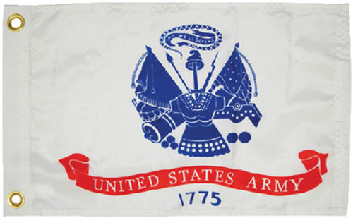 Taylor Flag Army 12X18 5620