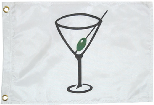 Taylor 12 X 18 Cocktail Flag 9118