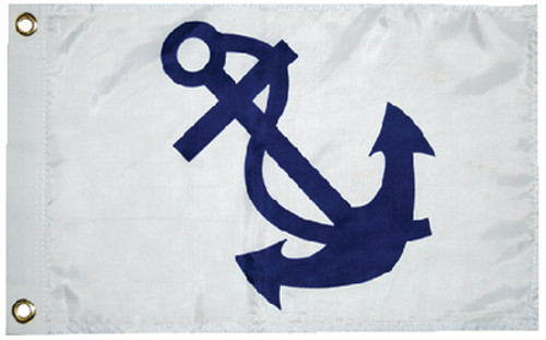 Taylor Flag 12X18 Fleet Captainft 93079
