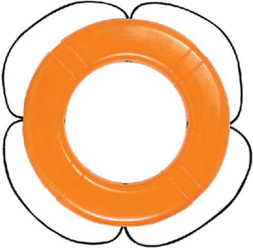 Taylor Life Ring Poly Orange24 569