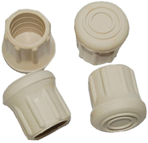 Taylor 1In Rubber Chair Tips 4/Pk 96025