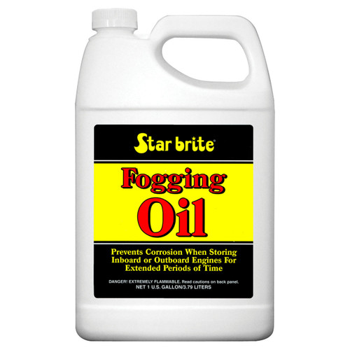 Starbrite Fogging Oil 1Gallon 84800